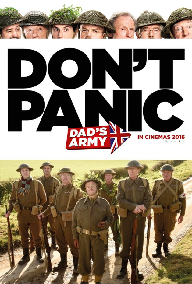 poster dads army 2